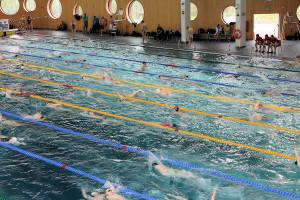 Grand Prix - Puchar Polski w pływaniu09-10 maja 2015r.fot. Bogusław Kwaitkowski0440