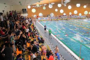 Grand Prix - Puchar Polski w pływaniu09-10 maja 2015r.fot. Bogusław Kwaitkowski0441