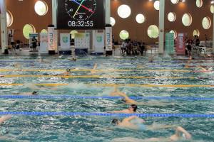 Grand Prix - Puchar Polski w pływaniu09-10 maja 2015r.fot. Bogusław Kwaitkowski0443