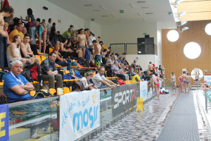 Grand Prix - Puchar Polski w pływaniu09-10 maja 2015r.fot. Bogusław Kwaitkowski0445