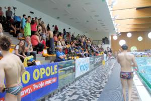 Grand Prix - Puchar Polski w pływaniu09-10 maja 2015r.fot. Bogusław Kwaitkowski0446