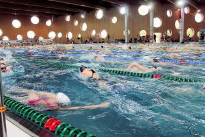 Grand Prix - Puchar Polski w pływaniu09-10 maja 2015r.fot. Bogusław Kwaitkowski0448