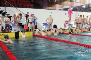 Grand Prix - Puchar Polski w pływaniu09-10 maja 2015r.fot. Bogusław Kwaitkowski0456