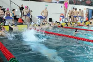 Grand Prix - Puchar Polski w pływaniu09-10 maja 2015r.fot. Bogusław Kwaitkowski0459
