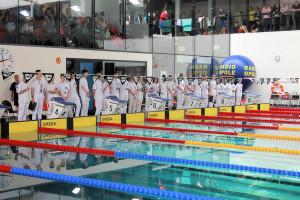 Grand Prix - Puchar Polski w pływaniu09-10 maja 2015r.fot. Bogusław Kwaitkowski0478