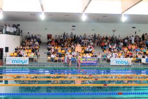 Grand Prix - Puchar Polski w pływaniu09-10 maja 2015r.fot. Bogusław Kwaitkowski0479