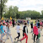 Mini bieg dla dzieci17 maja 2015r.fot. R. Adamiszynfot. B. Kwiatkowski0494