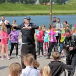 Mini bieg dla dzieci17 maja 2015r.fot. R. Adamiszynfot. B. Kwiatkowski0502