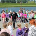 Mini bieg dla dzieci17 maja 2015r.fot. R. Adamiszynfot. B. Kwiatkowski0506