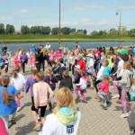 Mini bieg dla dzieci17 maja 2015r.fot. R. Adamiszynfot. B. Kwiatkowski0510