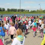 Mini bieg dla dzieci17 maja 2015r.fot. R. Adamiszynfot. B. Kwiatkowski0511