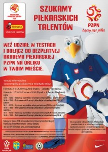 Akademia Młodych Orłó plakat