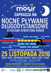 Nocne pływanie 2016