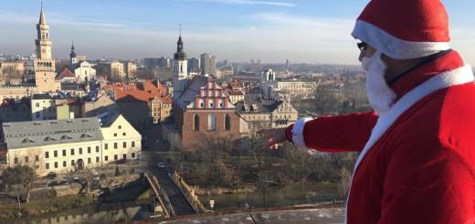 Mikołaj wieża Piastowska