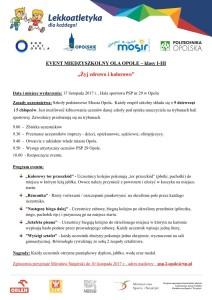 EVENT MIĘDZYSZKOLNY LDK - 17.11.2017