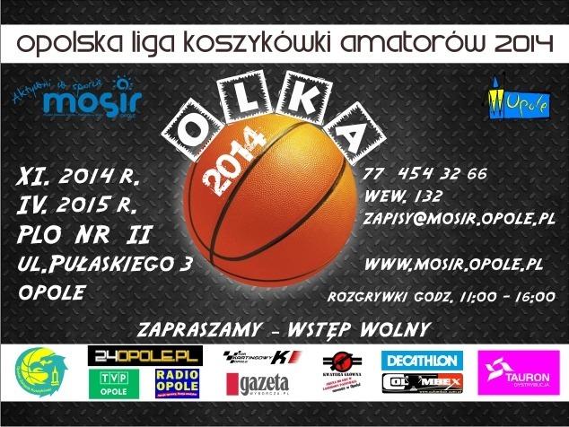 Opolska Liga Koszykówki Amatorów