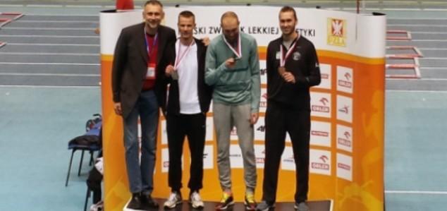 Brąz Konrada Owczarka na Mistrzostwach Polski