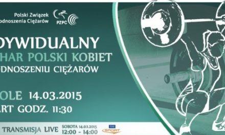 Puchar Polski Kobiet w podnoszeniu ciężarów