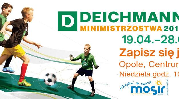 Minimistrzostwa Deichmann 2015 – eliminacje opolskie
