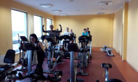 "Uwaga – Klubowicze Fitness Klubu ""OLIMP"""