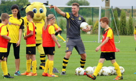 Letnia szkółka Borussii Dortmund
