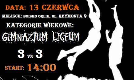 Koszykarskie mistrzostwa w Niemodlinie