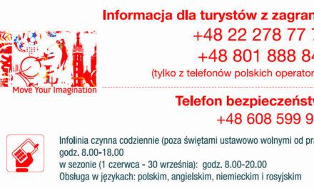 Infolinia dla cudzoziemców