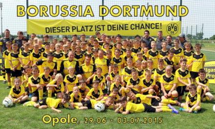 Tydzień z Borussią Dortmund zakończony