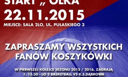"""Rusza kolejna edycja Opolskiej Ligi Koszykówki """"OLKA"""""""