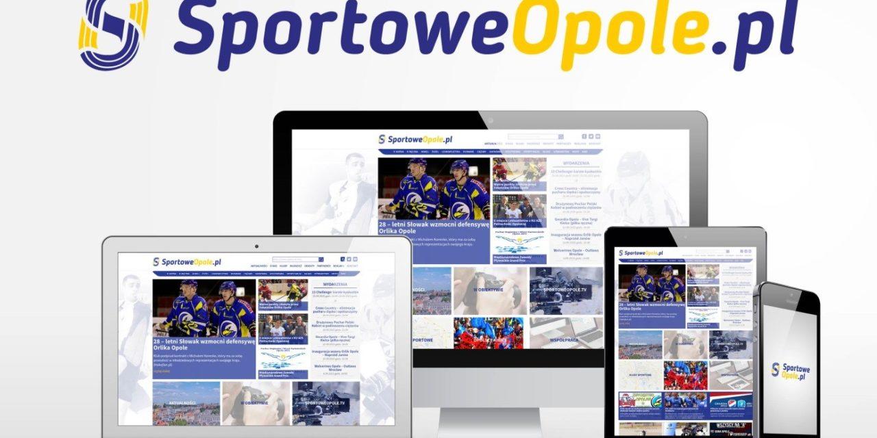 Rusza SportoweOpole.pl – miejski portal sportowy