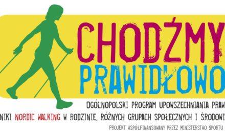 Zapraszamy na zajęcia z Nordic Walking na Stadionie Lekkoatletycznym w Opolu