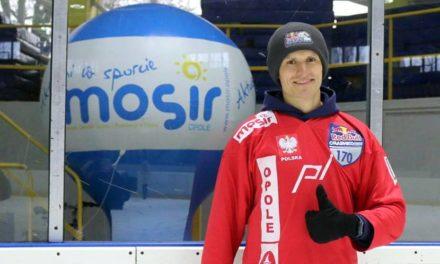 Opolanin Robert Heisig uczestnikiem wyścigu Red Bull Ice Crushed 2015-2016