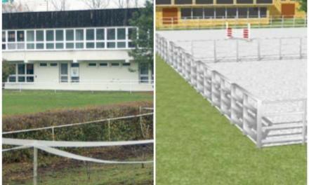 Rozpoczynamy prace związane z przebudową terenu sportowo-rekreacyjnego w Bierkowicach