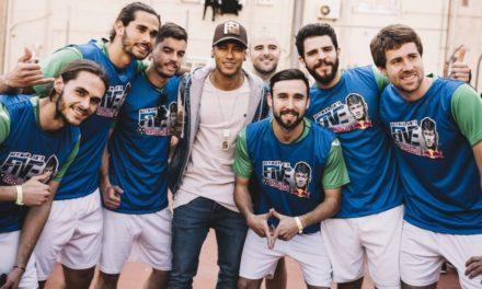 Neymar Jr. zaprasza do udziału w światowym turnieju piłkarskim