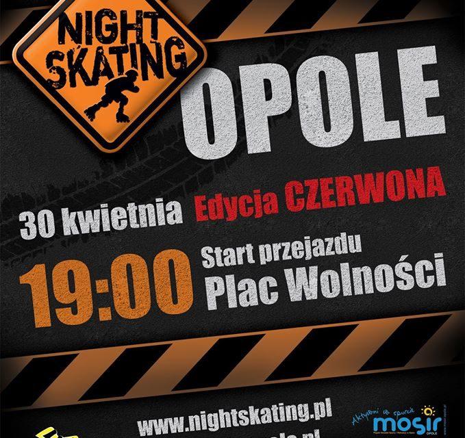NightSkating już w sobotę! Czekamy na Was!