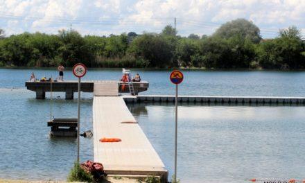 Start sezonu letniego na kąpielisku Bolko