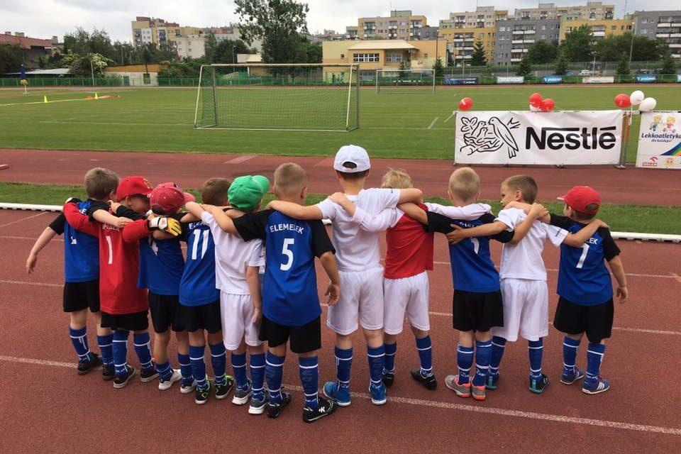 VI Mistrzostwa Opola Przedszkolaków