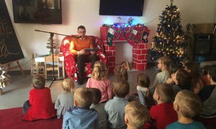 Świąteczne czytanie bajek na Wieży Piastowskiej