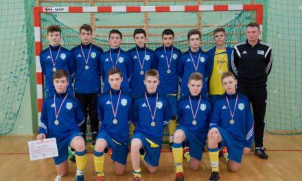 IV Noworoczny Turniej Piłki Nożnej Chłopców U – 15 w Raciborzu