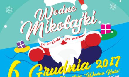 Wodne Mikołajki – 800m na 800 lat Opola