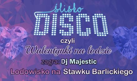Ślisko Disco czyli WALENTYNKI na lodzie