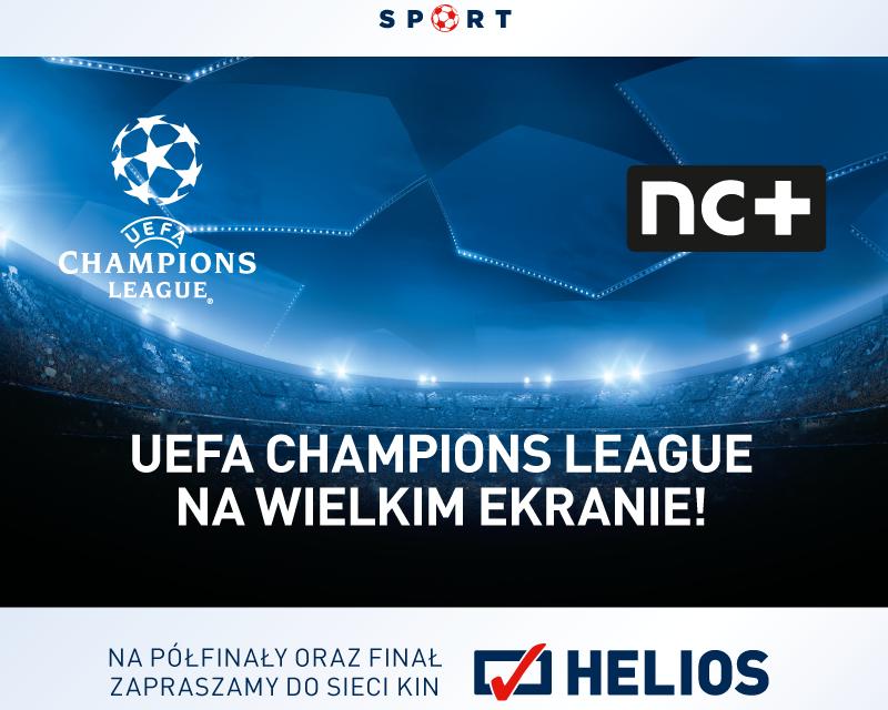 Regulamin konkursu Finał Ligi Mistrzów w Heliosie