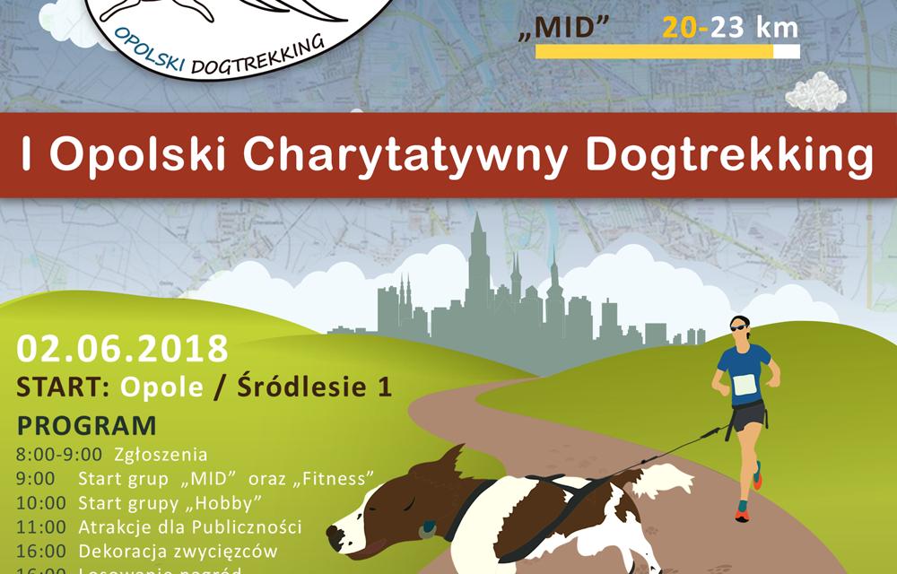 I Opolski Charytatywny Dogtrekking