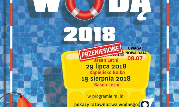 Bezpiecznie nad Wodą – edycja 2018