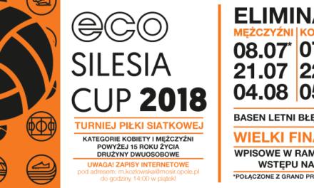Lista rankingowa Eco Silesia Cup 2018 po dwóch turniejach eliminacyjnych