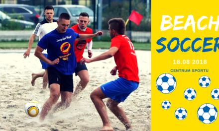 Beach Soccer 2018