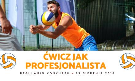 "Regulamin konkursu ""Ćwicz jak profesjonalista"""