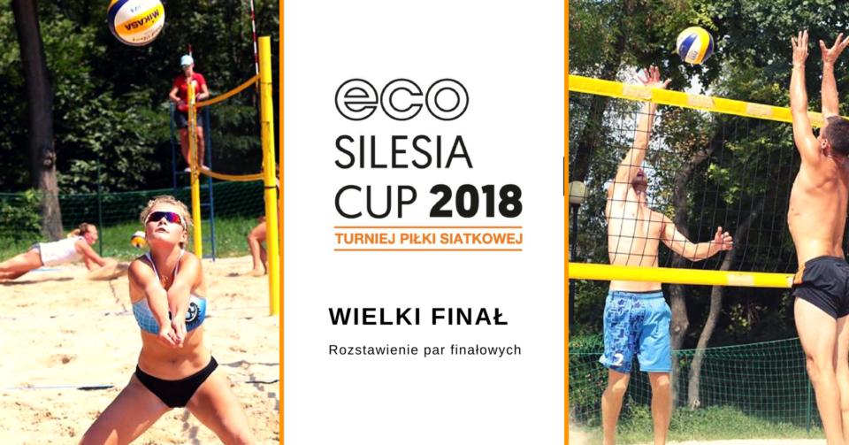Finał Eco Silesia Cup. Rozstawienie par