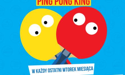 PING PONG KING – II EDYCJA