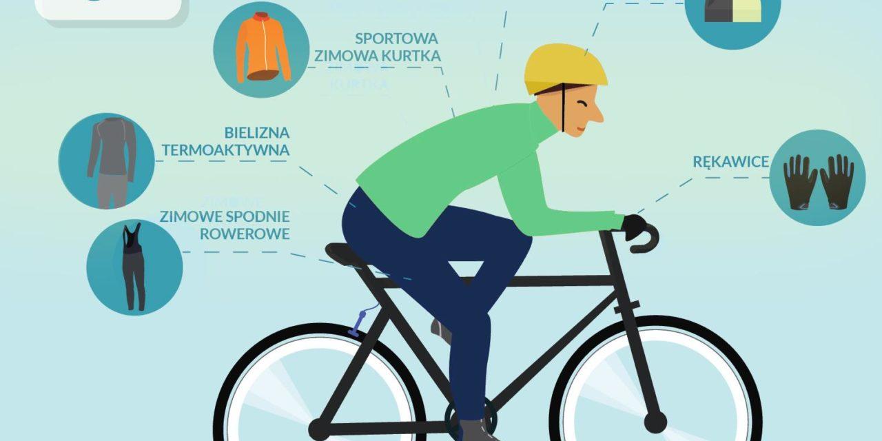 Zimowy poradnik dla każdego rowerzysty